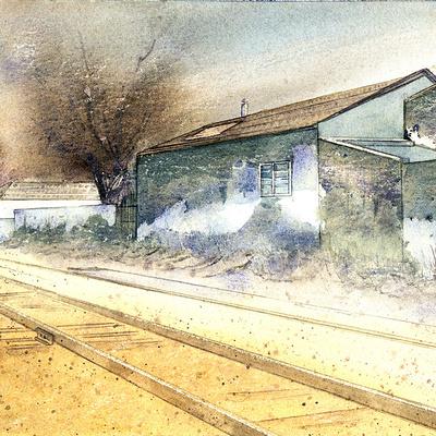 Linha De Trem